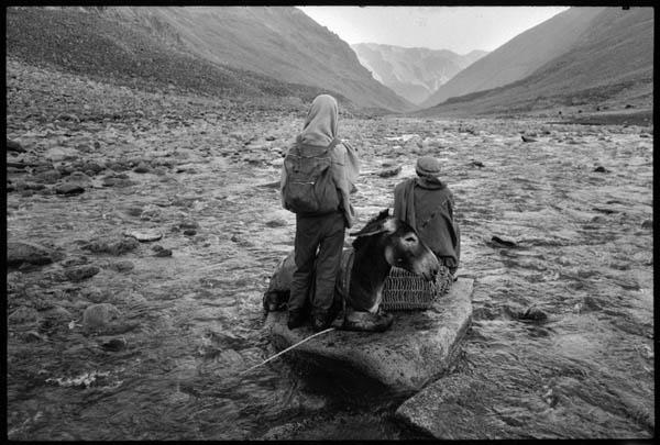 Col d'Anjuman, Afghanistan.1986