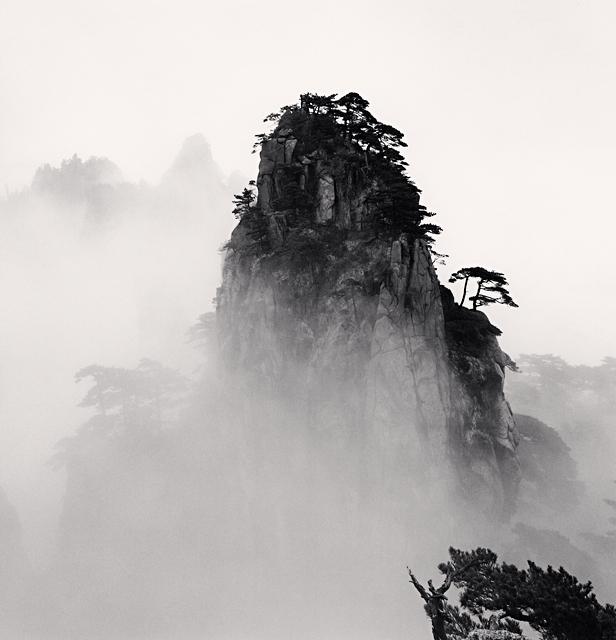 Huangshan Mountains, Study 11, Anhui, China, 2008