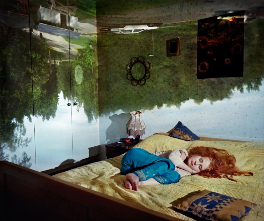 Camera obscura/ Anu 2004, Tampere, Finland