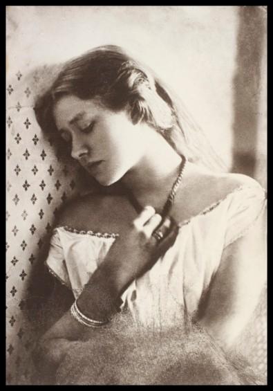 L'actrice Ellen Terry