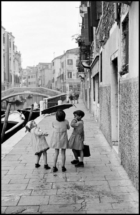 ITALY. Venice. 1955.