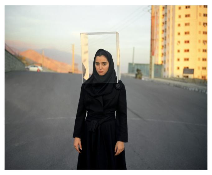 IRAN. Teheran. 2011. Imaginary CD cover for Ghazal.
